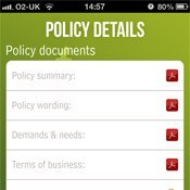 Policy details