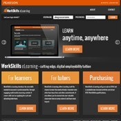 WorkSkills home page