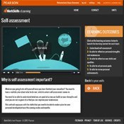 WorkSkills self assessment page
